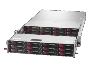 Apollo 4200 Gen9 RackServer