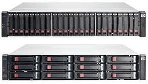 HP MSA 2040 SAN Storage