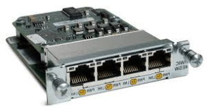 Cisco HWIC Modules