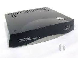 Cisco ATA analoge telefoon Adapters