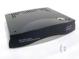 Cisco ATA analoge telefoon Adapters