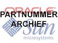 Oracle SUN partnummer Archief