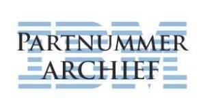 IBM partnummer Archief
